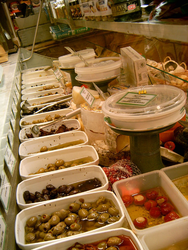 Come in and see our great range of olives for yourself!